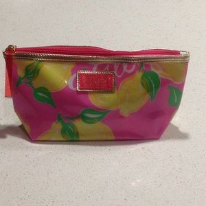 Estée Lauder Lilly Pulitzer Makeup Bag NEW